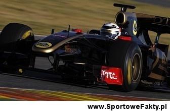 Kimi wraca za kierownicę F1