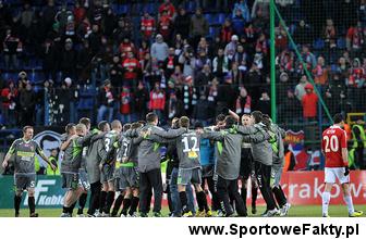 Wisła Kraków - Korona Kielce 0:1
