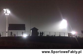 Oświetlenie stadionu w Gnieźnie