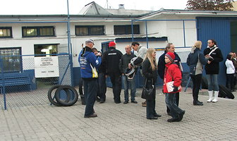 Podróż sentymentalna GP 2007 Bydzia