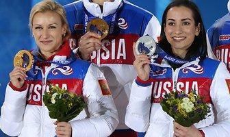 Najpiękniejsze medalistki igrzysk w Soczi