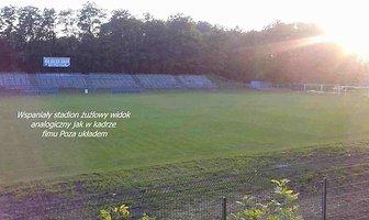 Stadion i tor żużlowy Slavii Ruda Śląska