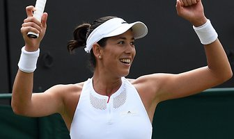 ¡Garbiñe Muguruza, campeona de Wimbledon!